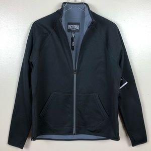 Victoria's Secret Sport Black Vented Jacket NWT
